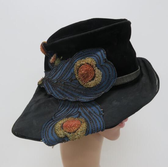 Paris Ma Belle Hat New York