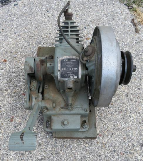 Maytag Type FY-ED4 Engine, c 1936 Hit and Miss Engine