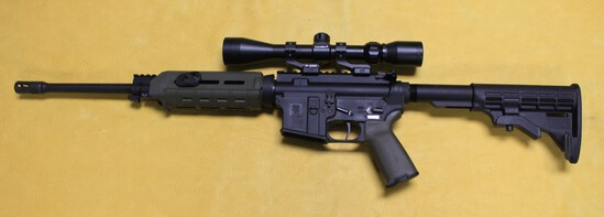 300 BLACKOUT AR15
