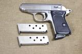 WALTHER USA 9MM/.380ACP,