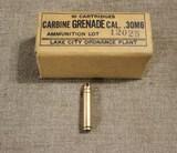 CARBINE GRENADE CAL 30M6