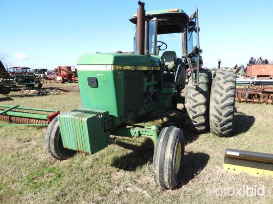 John Deere 4440 Tractor, s/n 4440P045149RW: C/A, 2wd, Factory Duals, 18.4-3