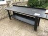 29.5x90 Heavy-duty Work Bench w/ Shelf