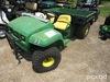 John Deere 4x2 Gator Utility Vehicle, s/n 1234 (No Title - $50 Trauma Care