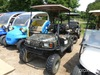 EZGo Electric Golf Cart, s/n 1383811 (No Title): 36-volt, Camo, Bigger Moto