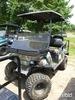 Club Car DS Electric Golf Cart, s/n AQ0326-295660 (No Title): 48-volt, Rear