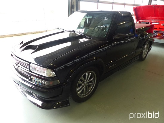 1999 Chevy S10 Xtreme Pickup,     Auctions Online | Proxibid