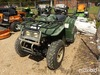 2000 Yamaha Bear Tractor 4-wheeler, s/n 5Y4AG01WXXA014633 (No Title - $50 T