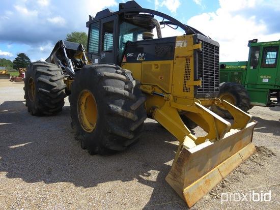 2013 Cat 545C Grapple Skidder,    Auctions Online   Proxibid