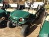 Cushman Hauler 1200X Utility Cart, s/n 3107331 (No Title - $50 Trauma Care