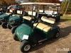 EZGo Electric Golf Cart, s/n K2001317448 (No Title): 36-volt, w/ Charger
