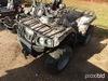 HiSUN 4WD ATV, s/n LWGSDSZ78FAD00924 (No Title - $50 Trauma Care Fee Applie