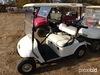 EZGo Electric Golf Cart, s/n 998395A3197 (No Title): 36-volt, Windshield, w