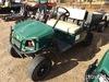 Cushman Hauler 1200X Utility Cart, s/n 3107334 (No Title - $50 Trauma Care