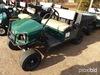 Cushman Hauler 1200X Utility Cart, s/n 3107335 (No Title - $50 Trauma Care