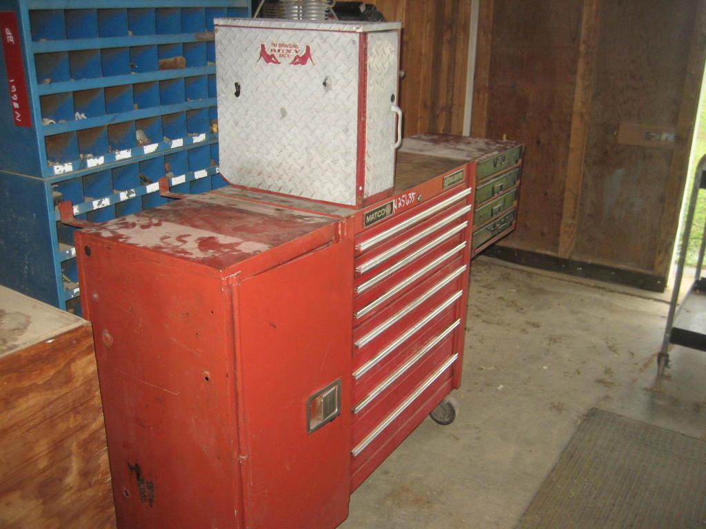 Lot: Matco Tool Box w/ Tools | Proxibid Auctions
