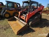 2015 Kubota SVL90-2 Skid Steer s/n 16124: Canopy 2-sp. Aux. Hydraulics Manu