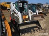 2017 Bobcat S740 Skid Steer s/n B3BT12336: C/A Missing Door 1982 hrs