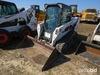 2015 Bobcat T550 Skid Steer s/n AJZV12113: C/A
