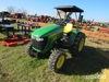 John Deere 4105 Tractor s/n 1LV41054PA811134
