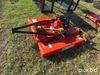 Powerline 4' Rotary Mower: 40hp Gear Box