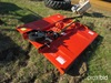 Powerline 6' Rotary Mower: 85hp Gear Box Slip Clutch Safety Chains 2 Tail W