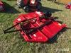 BigBee AG72 6' Rotary Mower: 40hp Gear Box