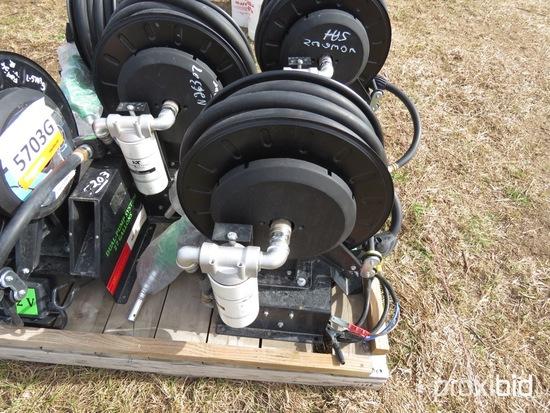 Unused 2019 Marotta Toto Fuel Tank: 27-gal. 12-volt Pump Digital Flow Meter
