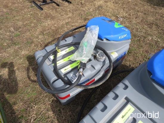 Unused 2019 Marotta Toto Fuel Tank: 53-gal. 12-volt Pump Digital Flow Meter