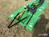 Powerline 5' Rotary Mower: 40hp Gear Box