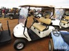 EZ GO GOLF CART WHITE W/CHARGER  S/N3212369