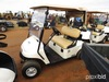 EZ GO GOLF CART WHITE W/CHARGER  S/N 3085288