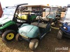 2008 EZGO Gas Golf Cart s/n 21744