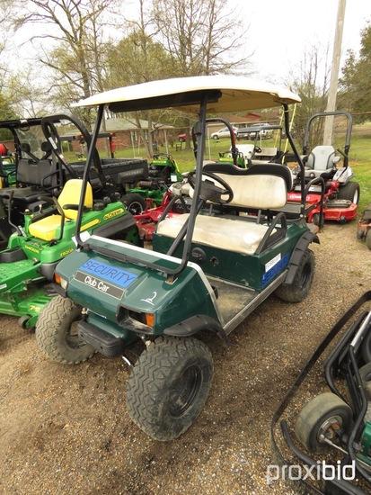 Club Car Electric Golf Cart, s/n AQ0944-065119 (No Title): 48-volt, Charger