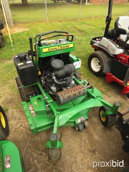 """2013 John Deere 648R Stand-On Mower, s/n 010522: 48"""" Cut"""