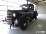 1939 Chevy Pickup, s/n 6JC068058 (No Title - Bill of Sale Only)