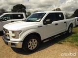 2017 Ford F150 Pickup, s/n 1FTEW1CF6HFC36638: Supercrew, 5.0L Eng., Auto, A