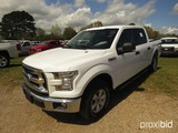 2017 Ford F150 4WD Pickup, s/n 1FTEW1EF5HKC67335: Supercrew, 5.0L Eng., Aut