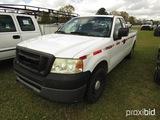 2008 Ford F150 Pickup, s/n 1FTPF12V18KC27435: 5.4 Triton, Ext. Cab, Odomete