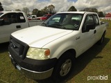 2005 Ford F150 Pickup, s/n 1FTRX12W25NB39826: 4-door, Auto, Odometer Shows