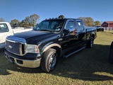 2005 Ford F250 Pickup, s/n 1FTSW20P55EB43164 (Title Delay)
