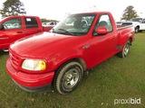 2003 Ford F150XL Pickup, s/n 1FTRF07293KC20405: Auto