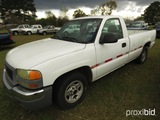 2003 GMC Pickup, s/n 1GTEC14V33Z237994: Auto (Owned by MDOT)