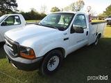 1999 Ford F250 Truck, s/n 1FDNF20L6XEE35933: Knapheide Bed, Service Body, A