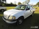 1999 Ford F150 Pickup, s/n 1FTZF1726XKB17972: Odometer Shows 194K mi. (Coun