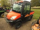 Kubota RTV1100 4WD Utility Vehicle, s/n 20909 (No Title - $50 Trauma Care F