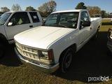 1994 Chevy 2500 Pickup, s/n 1GCFC24K8RE202366