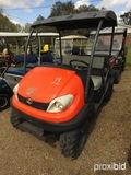 Kubota RTV500 4WD Utility Vehicle, s/n KRTV500A81013197 (No Title - $50 Tra