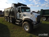 2009 Mack GU713 Tri-axle Dump Truck, s/n 1M2AX07Y39M006629 (Title Delay): M