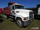 2004 Mack CH613 Tandem-axle Dump Truck, s/n 1M2AA13YX4N155975: Mack Eng., M